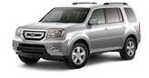 Vehicle Specifications 2011 Honda Pilot Honda Owners Site