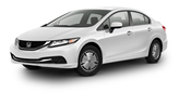 2015 Honda Civic HF