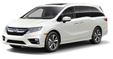 Features And Information 2019 Honda Odyssey Honda