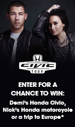 HONDA CIVIC TOUR