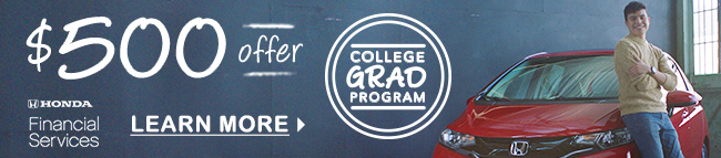 Honda Financial Services - College Grad Program