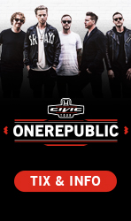 2017 Honda Civic Tour with OneRepublic