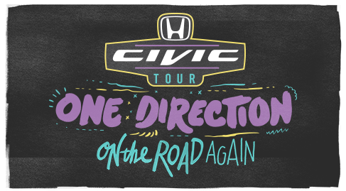 2015 Honda Civic Tour Presents One Direction