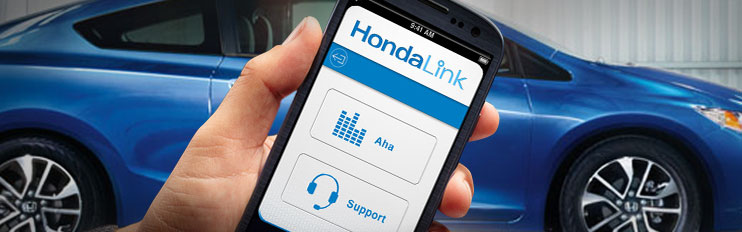 HondaLink - FirstGeneration - hero