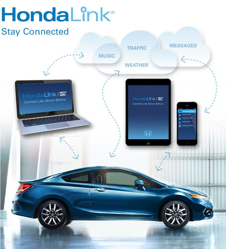 HondaLink - Stay Connected