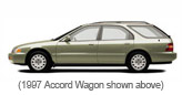 1992 Honda Accord Wagon